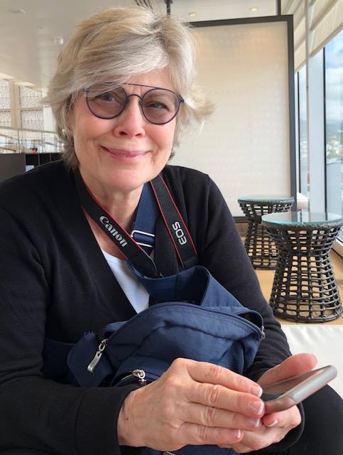Cynthia M. Sheward, Site Owner